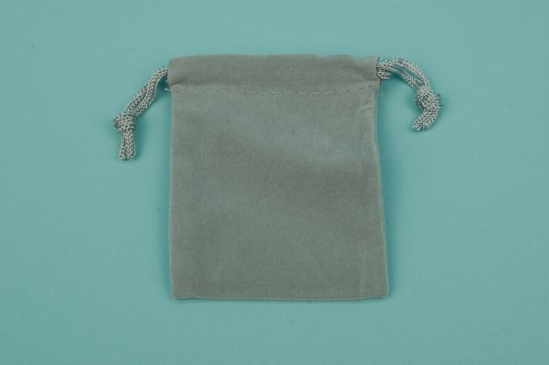Small Velvet String Pouches #1124
