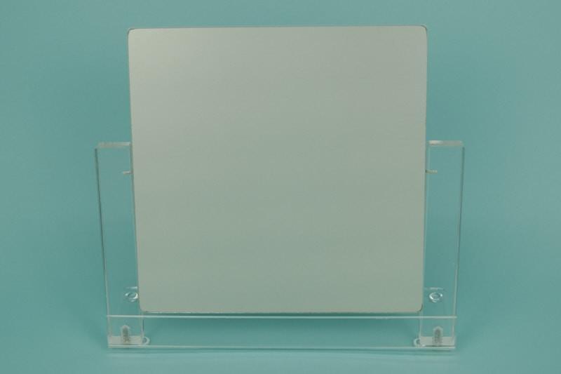 Clear Acrylic Frame Mirror #8096