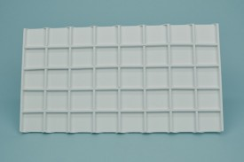 40 Compartment Liner #7058