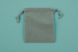 Small Velvet String Pouches #1124