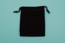 Medium Velvet String Pouches #1126