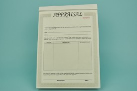 Appraisal Forms #8094